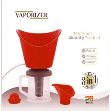Premium 3 in 1 Vaporizer steamer for cough and cold 1400