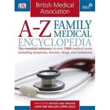 DK-A-Z Family Medical Encyclopedia  by Dr. Michael Peters, Dorling Kindersley