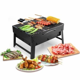 ISEEN Brand Portable and Folding BBQ Grill