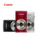 (Original) Canon IXUS185 Fashion Digital Camera black one size