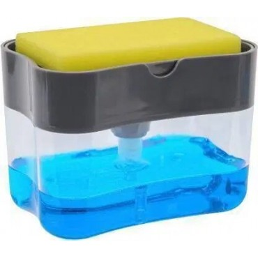 Plastic Soap Dispenser for Multipurpose Use 1406
