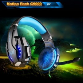 KOTION EACH G9000 Gaming Headphone 3.5mm Game Head..