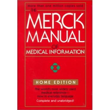 Merck Manual of Medical Information  by Mark H. Beers