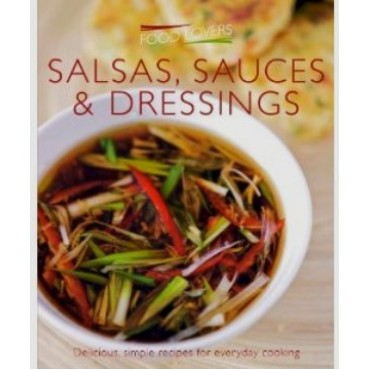 Food Lovers salsas, Sauces & Dressings small  by Rene Chan