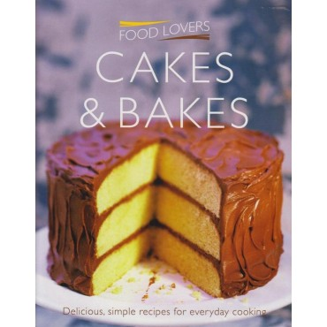 Cakes & Bakes small:Food Lovers Simply  by LEGER