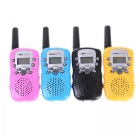 Mini Child Kids Walkie Talkie Parenting Game Mobil..