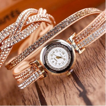 Brand Kimio Fashion Dress Women Watches Ladies Wristwatches Small Dial Quartz Clock Waterproof St