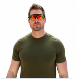 HD Car Driving Sunglasses Night Vision Wrap Around..