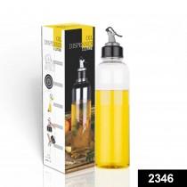 Oil Dispenser Transparent Glass Oil Bottle | Crystal Clear 1 Liter 2346