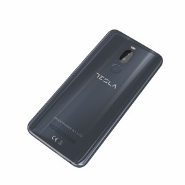 TESLA 9.1 LITE Metal SMARTPHONE 3+32GB-13MP, 8MP-4G Dual SIM-USBC Quick Charge Fingerprint Detection Grey