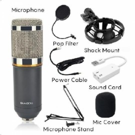 2018 Condenser Microphone Kit Studio Suspension Bo..