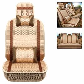 Car ice silk seat cover, universal luxury car seat..