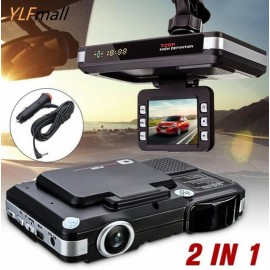 Night Vision Car DVR Recorder Camera Dash Cam + Ra..
