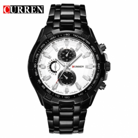 CURREN Watches Men Quartz Top Brand Analog Military Watches Men Sports Waterproof Business Watches style 7 normal