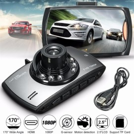 Car DVR Camera 170 Wide-angle Car detector Hidden ..