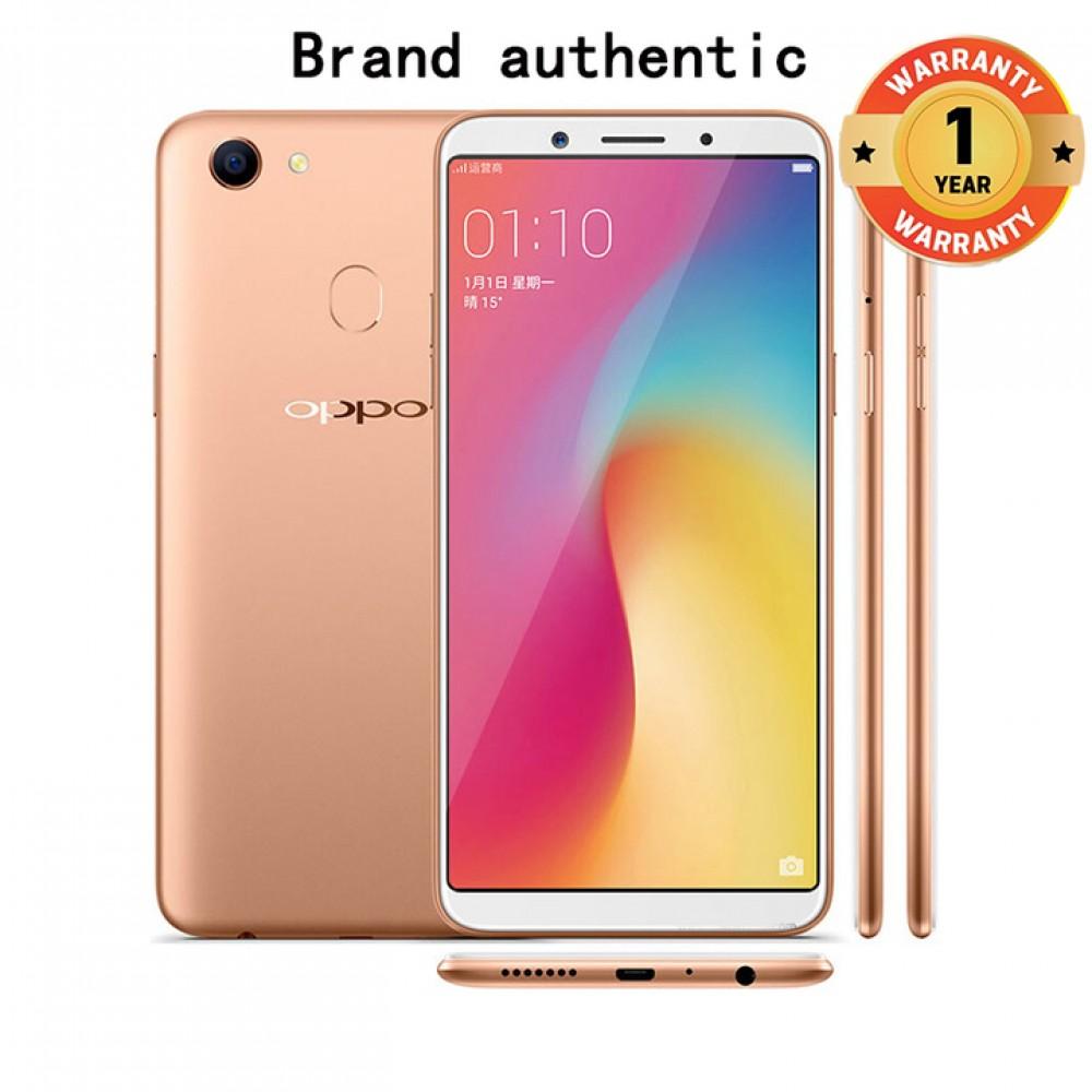 "smart phone OPPO F5 - 6"" - 4GB/32GB/64GB - 16MP/20MP Camera - Dual nano SIM - 4G smartphones gold"