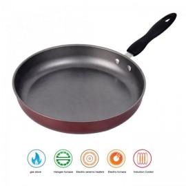 26CM Universal No Oil-smoke Fry Pan Home Kitchen S..