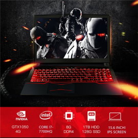 Gaming Notebook 15.6'' Intel Core i7 8GB DDR4 128G..