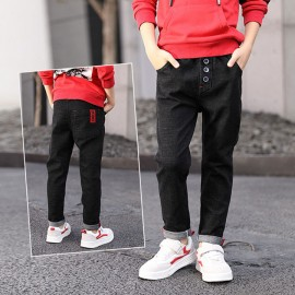 Boy jeans children's pants new style children's we..