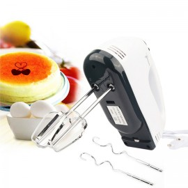 7 Files Dough Mixer Egg Beater Food Blender for Ho..