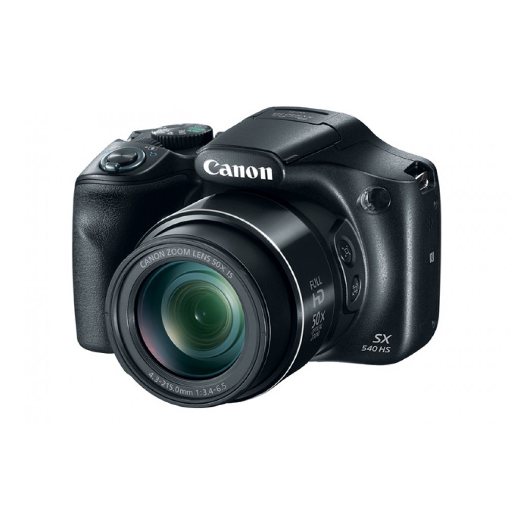 Canon PowerShot SX540 HS Digital Camera Black Brand new genuine unopened black one size