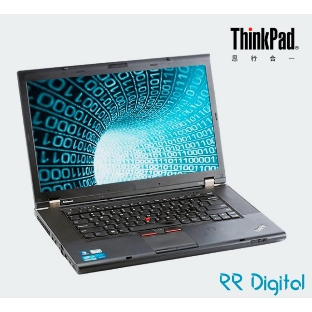 15inch/Thinkpad office/gaming Laptop Computer/Intel i5 DualCore/256G SSD/8G-R black 4g-ram/128g ssd