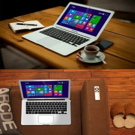 DERE/Dai Rui 14-inch ultra-thin laptop, light and ..