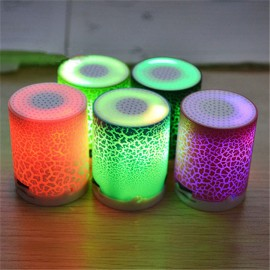 High-definition Stereo Sound Subwoofer LED Speaker..