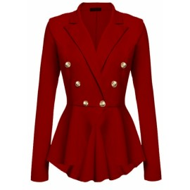 woman suit coat new women's wear in Europe and the..