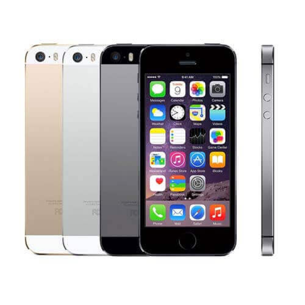 Apple Iphone 5S 16 GB Smart Phone- Refurbished