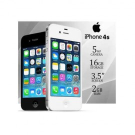 Apple Iphone 4S 16 GB Smart Phone – Refurbished