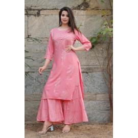 Sharara Set Gorgeous Looking Full Flair