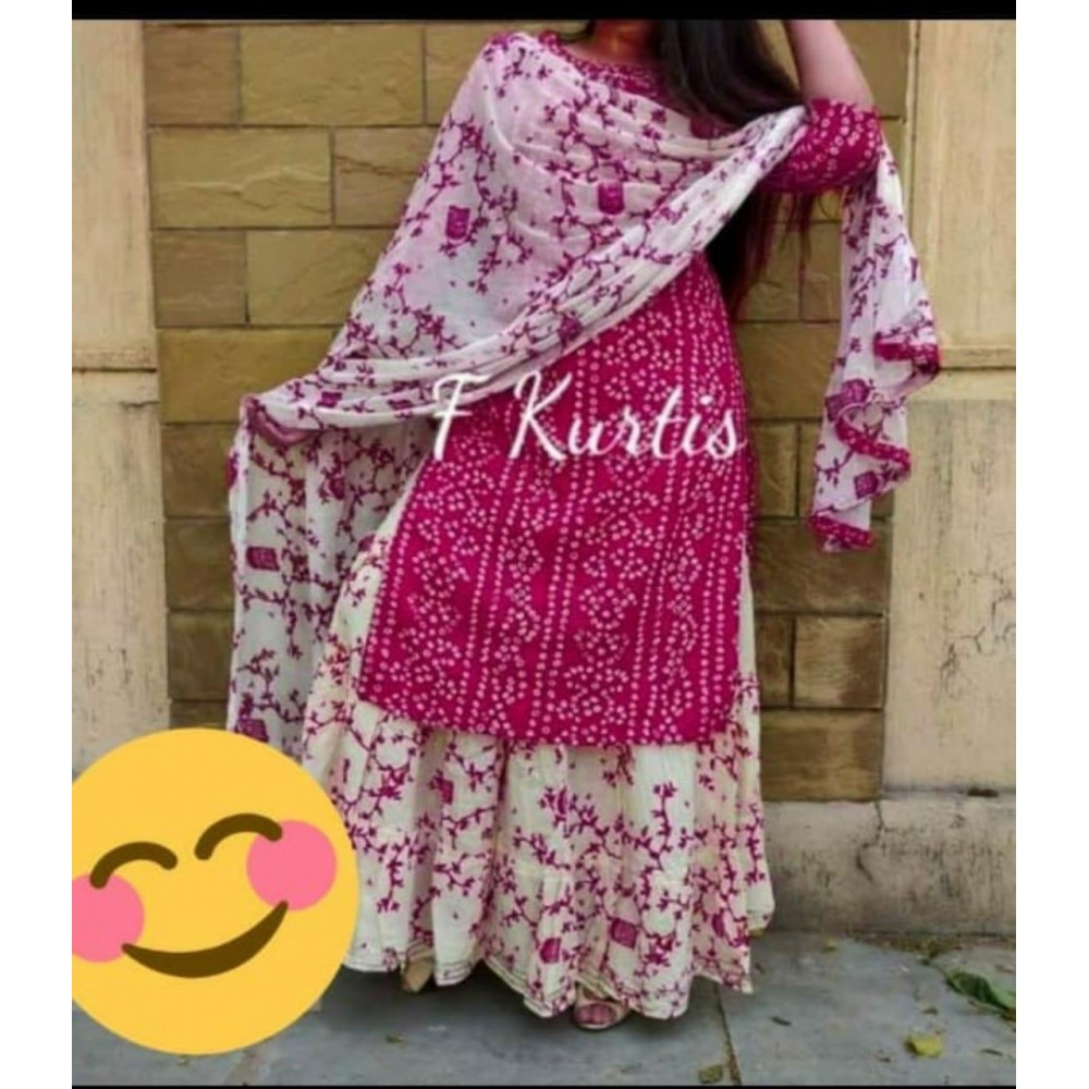Kurta Set  Hot Bandhezzz
