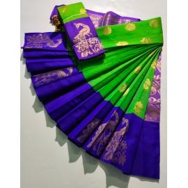 Kottanchi type Cotton Sarees