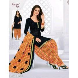 Aagam Attractive Women Dupatta Set.