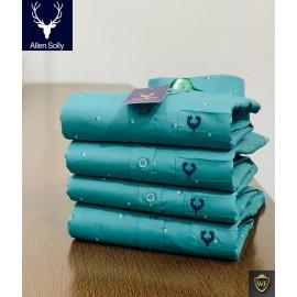 Allen Solly brand Stuff Cotton