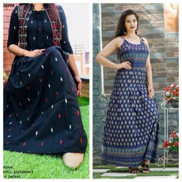 Dress Combo women's Dhamaka