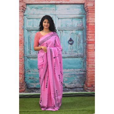 Cotton Saree MulMul Collection