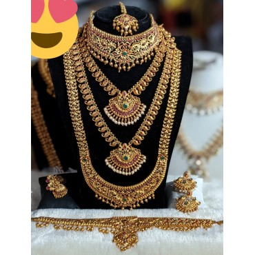 Necklace Combo Set for women