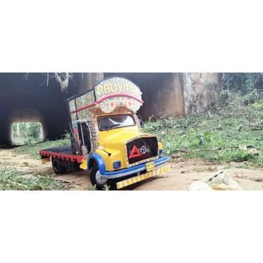 Lorry Miniature Replica