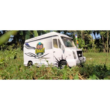 E Bull Jet miniature Replica Mini Van