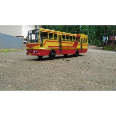 Transport Bus  Miniature Replica